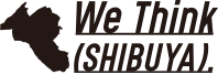 We Think SHIBUYAロゴ